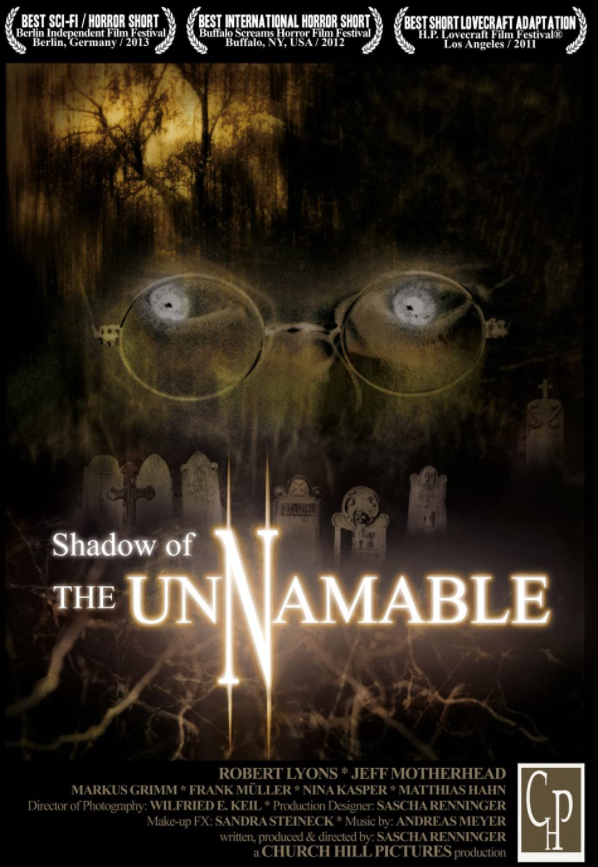 SHADOW OF UNNAMABLE